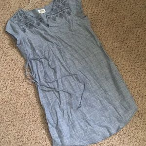 Ariat sz M short sleeve dress
